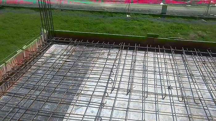 thi công lắp đặt thép sàn và kỷ thuật dan sắt sàn